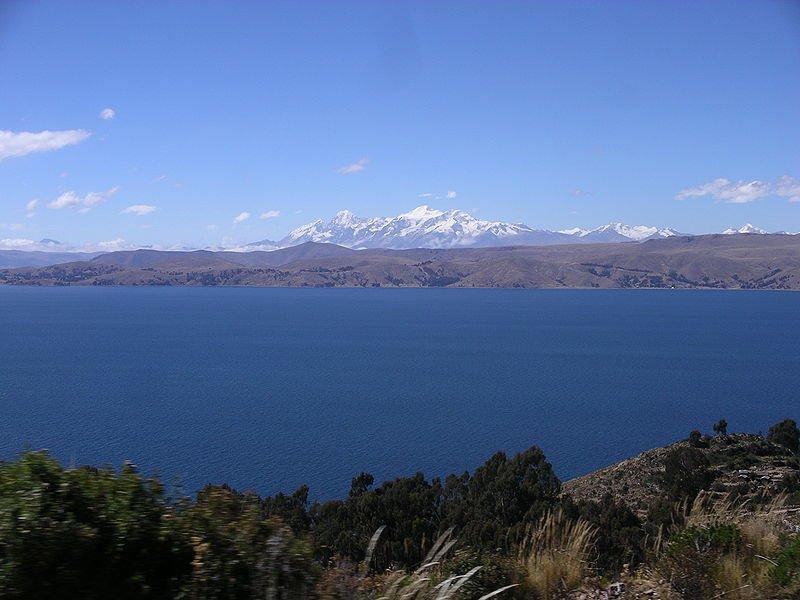 Озеро Титикака. Южная Америка