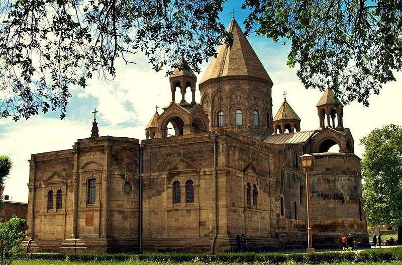 Эчмиадзинский кафедральный собор, Армения