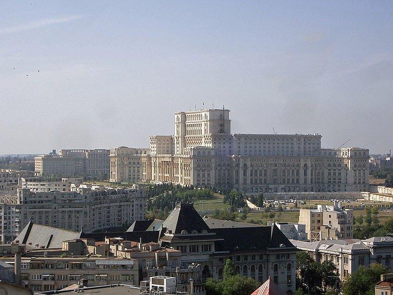 Парламент Румынии, Бухарест
