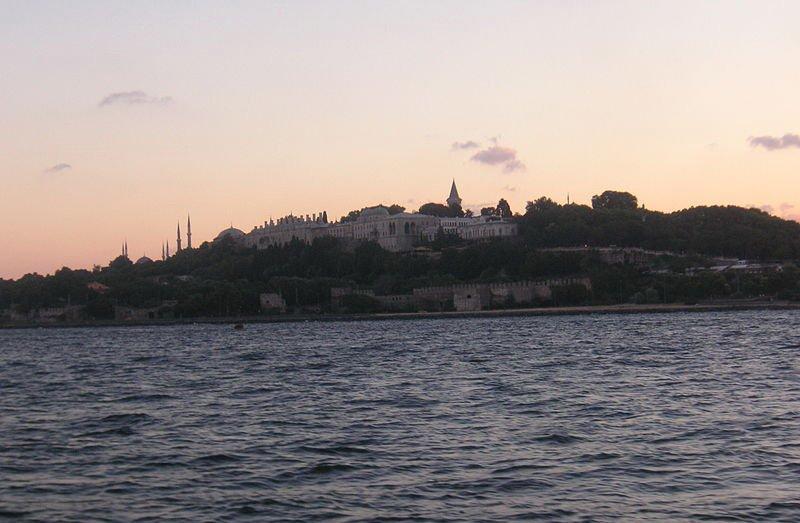 Дворец Топкапи, Стамбул