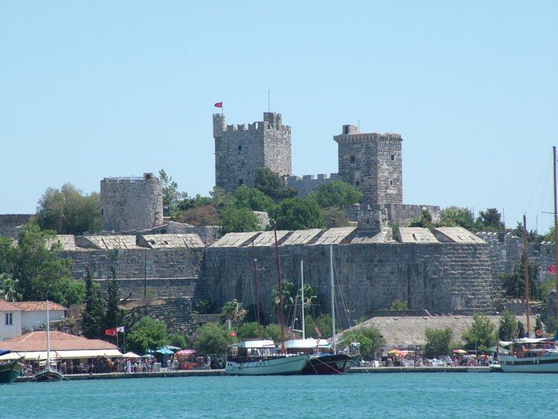 Замок Бодрума
