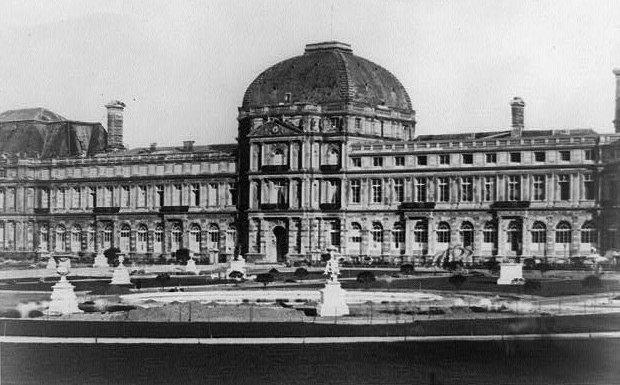 Дворец Тюильри, Париж