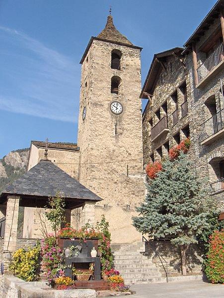 Церковь в Ордино