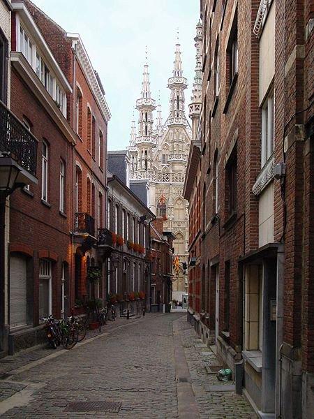 Лёвен, Бельгия