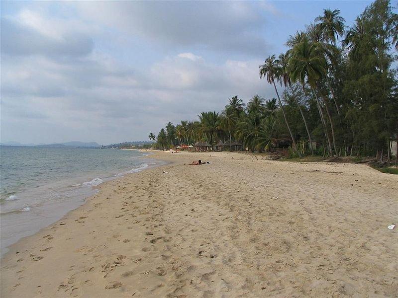Пляж на острове Фукуок, Вьетнам