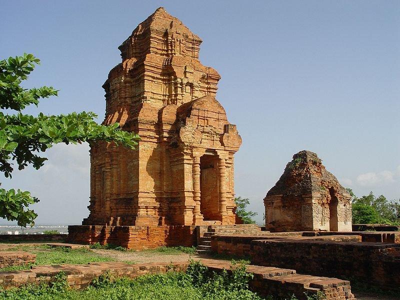 Пагода Чам, Муйне
