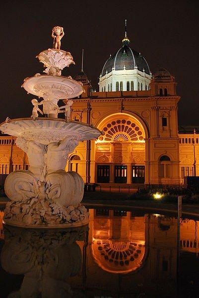 Королевское выставочное здание в Мельбурне