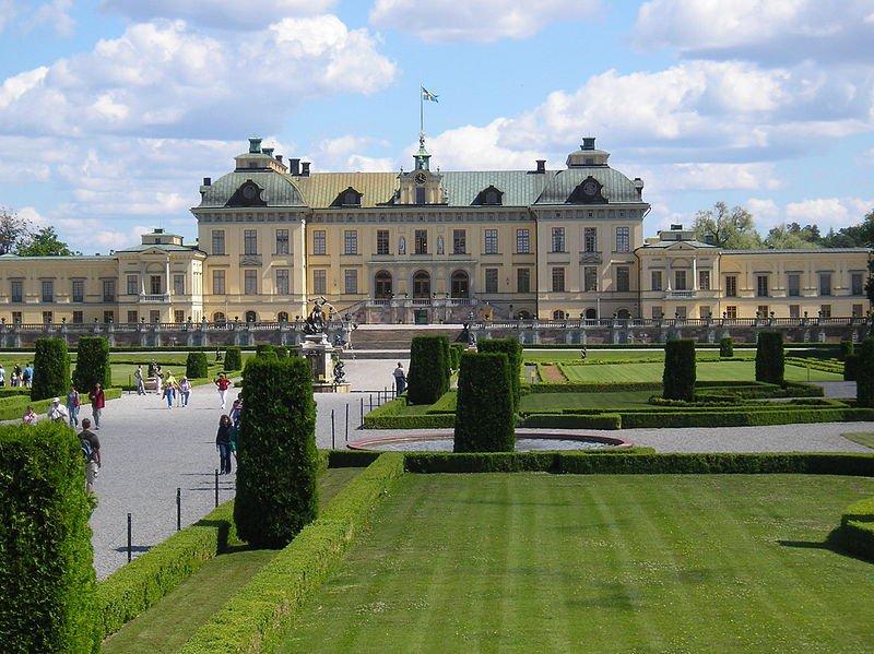 Дворец Дроттнигхольм