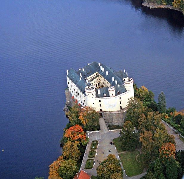 Замок Орлик-над-Влтавой, Чехия
