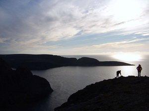 Кнившелльодден - самая северная точка континентальной Европы, фото Vberger