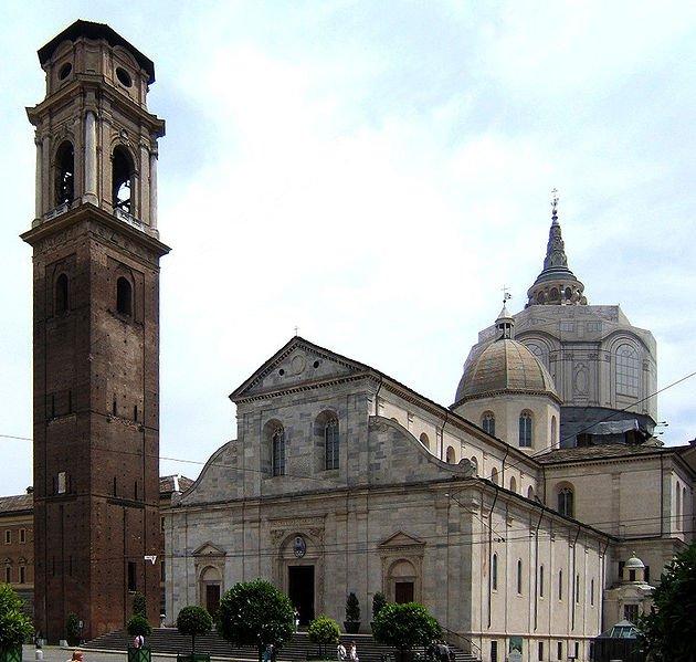 Туринский собор, Италия