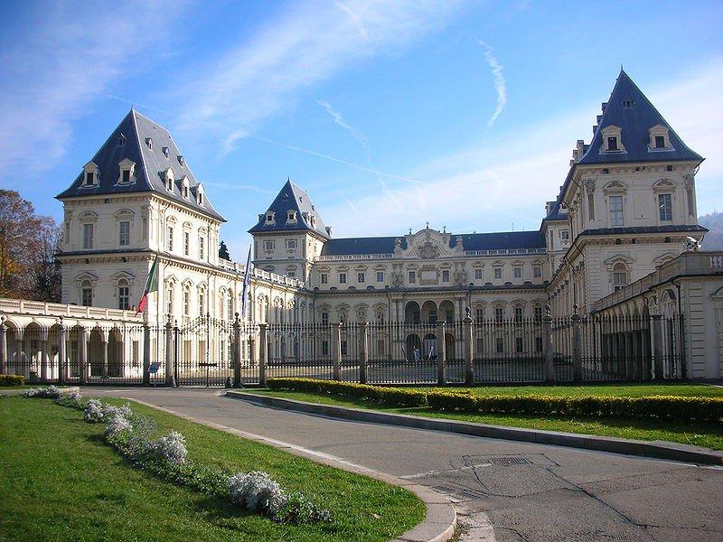 Замок Валентино, Турин, Италия