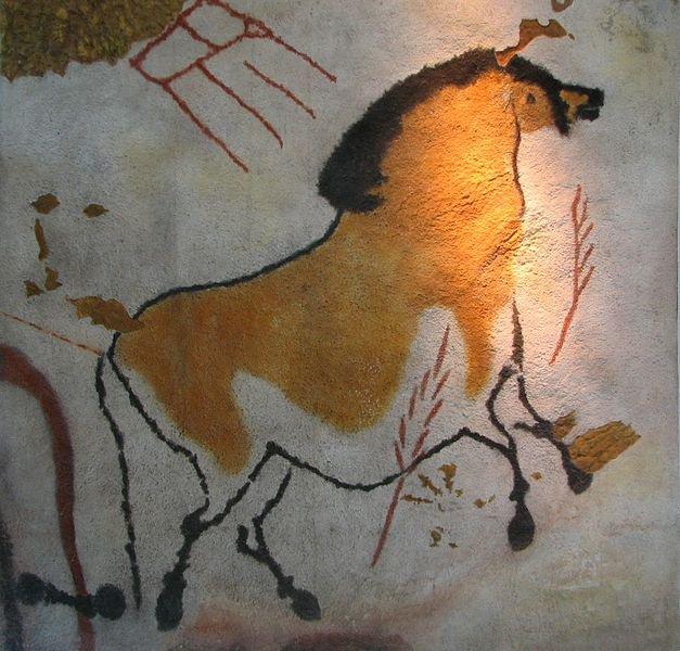 Пещера Ласко, росписи