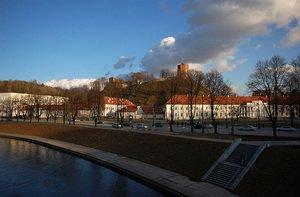 Вильнюсский замок, Литва