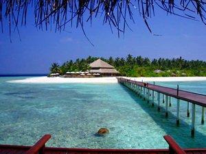 Курорт на острове Филитео