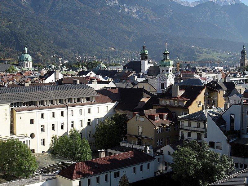 Инсбрук, Австрия, фото Mathias Bigge