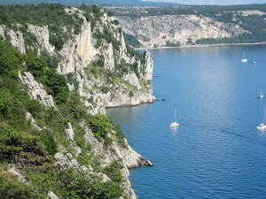 Адриатическое побережье Словении