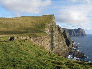 Остров Судурой, Фарерские острова