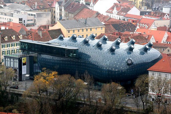 Kunsthaus, Грац