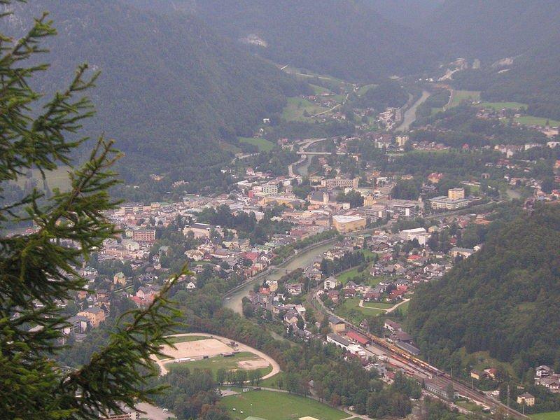Бад Ишль, Австрия