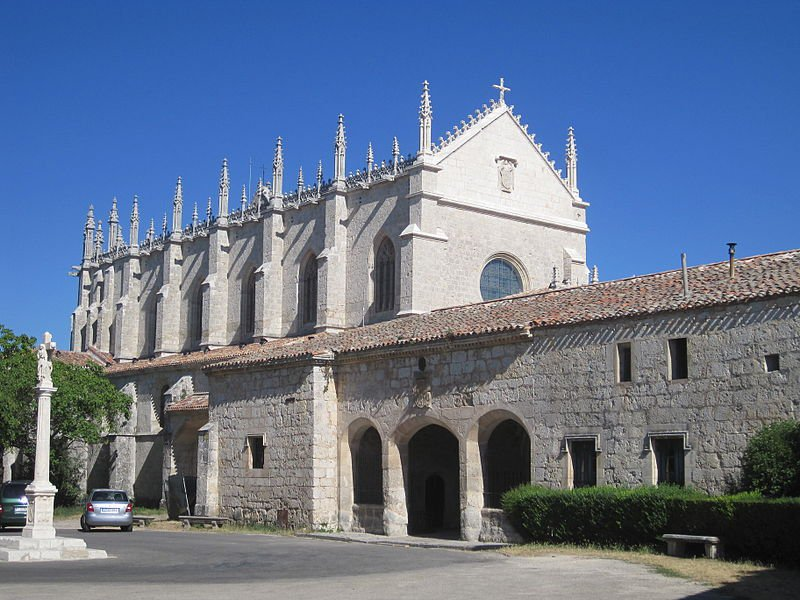 Монастырь Мирафлорес, Бургос