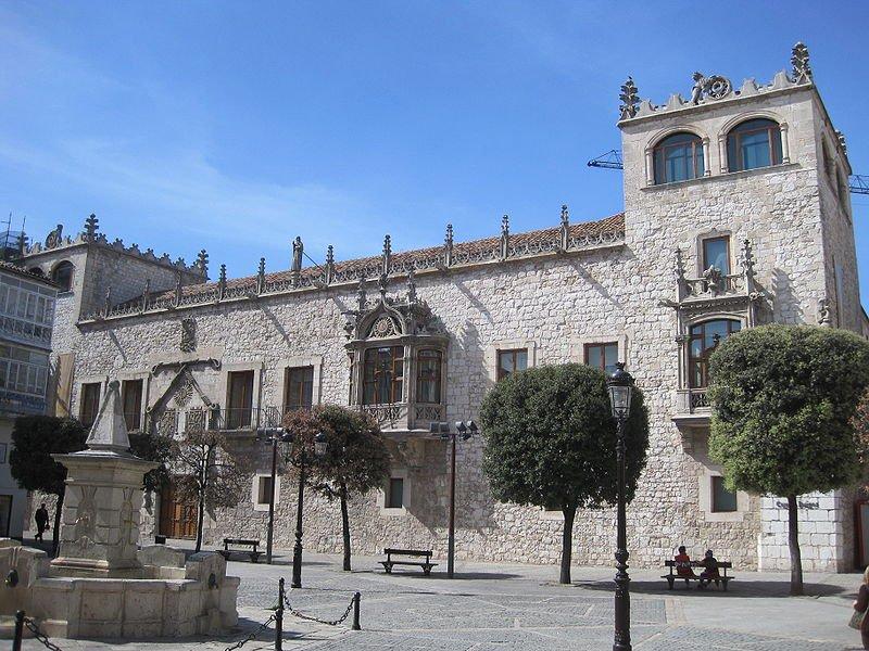 Каса-дель-Кордон, Бургос, Испания