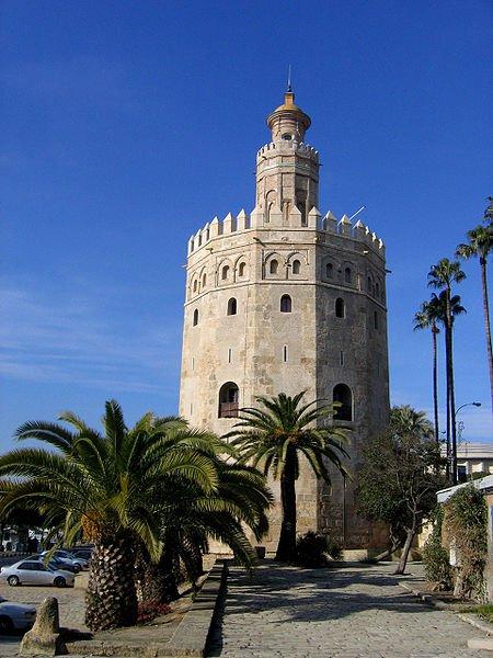 Золотая Башня, Севилья