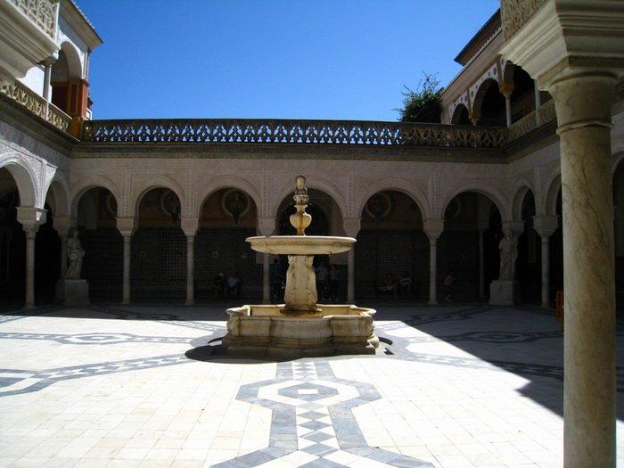Дом Пилата, Севилья