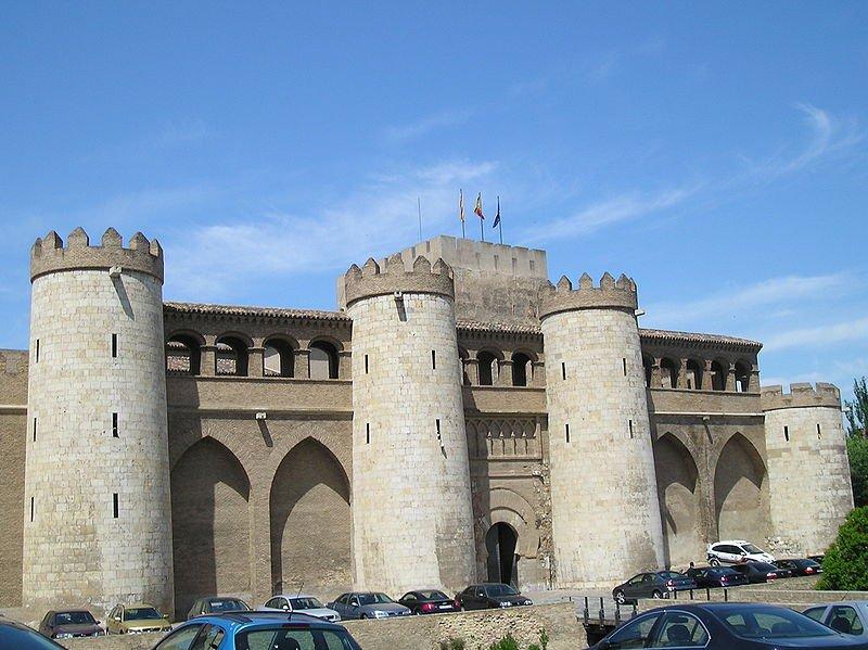 Крепость Альхаферия, Сарагоса