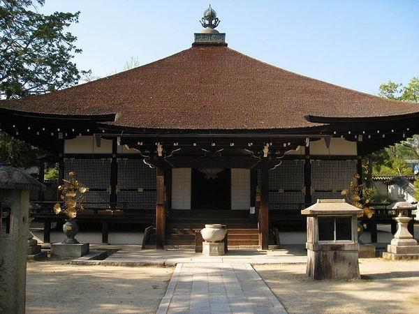 Храм Нинна-дзи, Киото