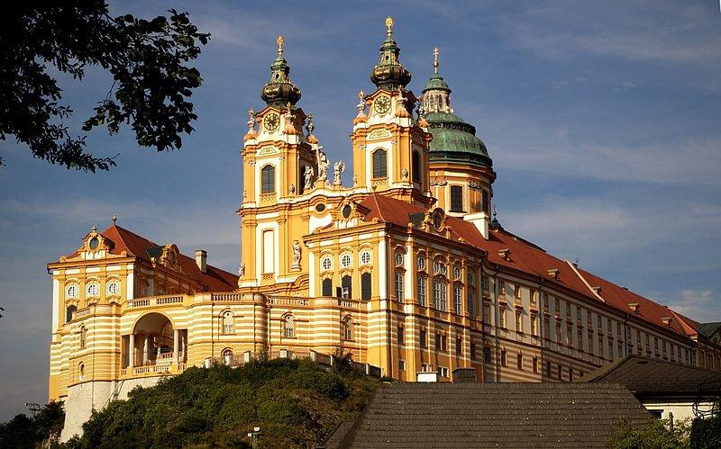 Монастырь Мелк, Австрия