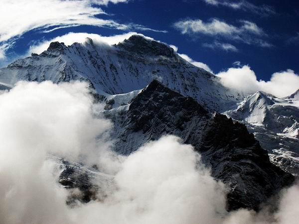 Юнгфрау. Альпы, Швейцария