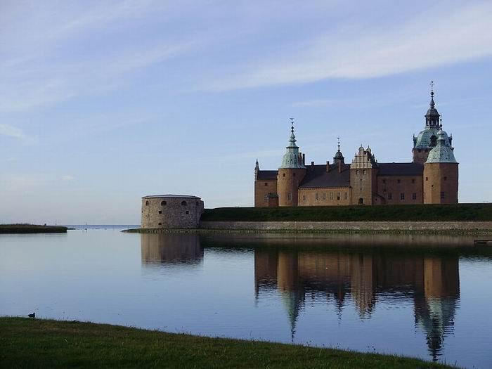 Кальмарский замок
