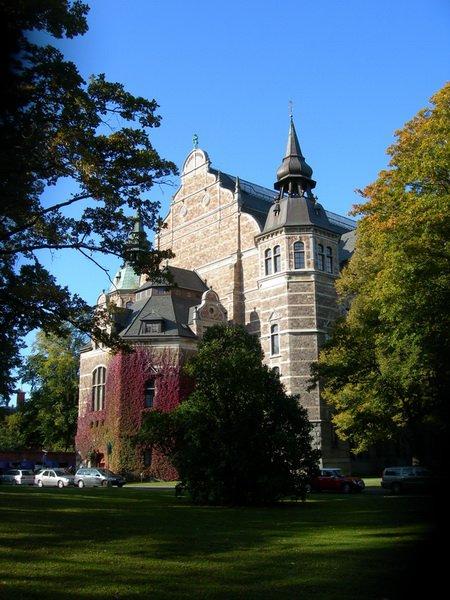 Северный музей в Стокгольме