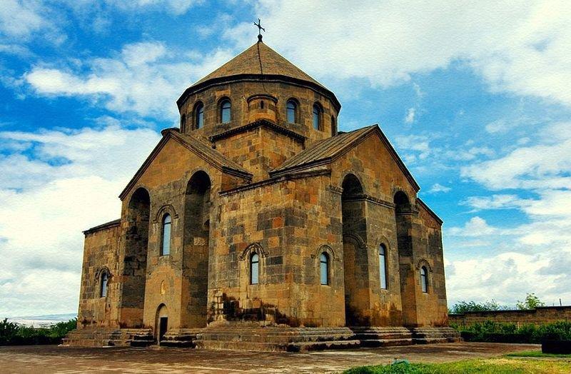 Церковь Святой Рипсиме, Эчмиадзинский монастырь, Армения