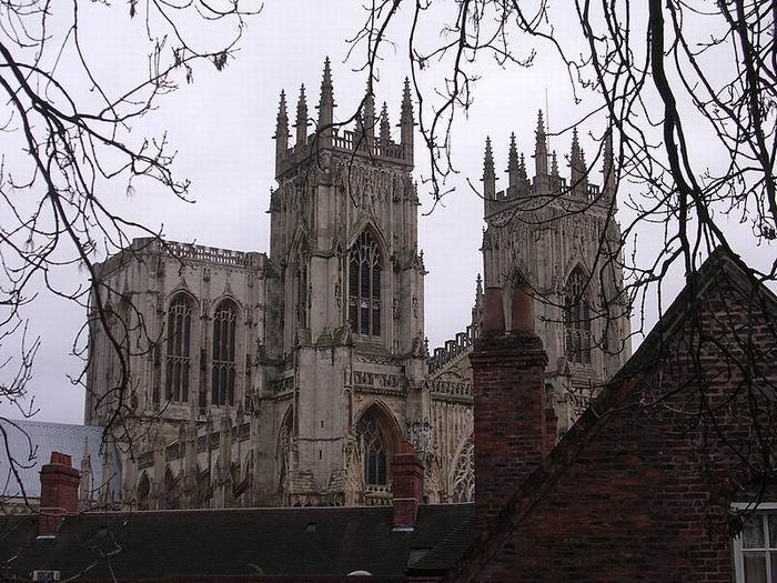 Минстер, Кафедральный собор Йорка