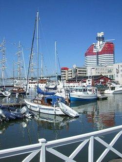 Гётеборг, порт