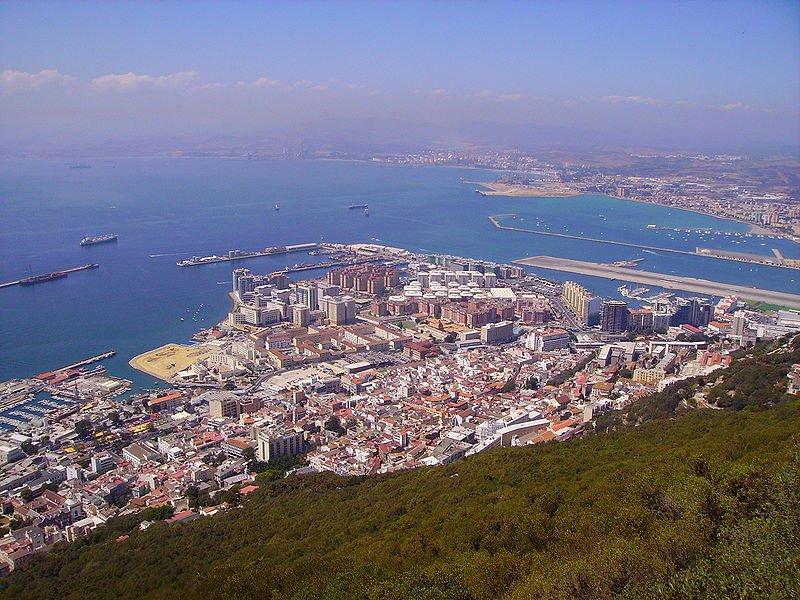 Город Гибралтар