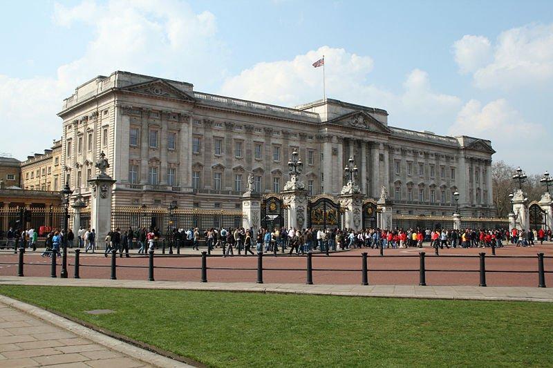 Букингемский дворец. Лондон, Англия