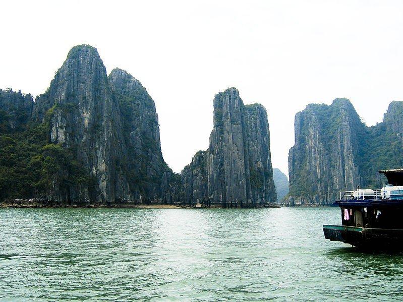 Бухта Ха Лонг, острова, фото Abai2k