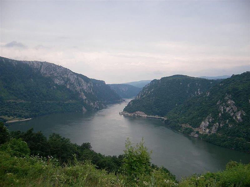 Дунай, Румыния