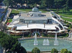 Тирана, Риниа парк