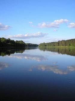 Река Неман, фото saule.kaunas.lm.lt