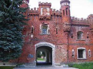 Брестская крепость, фото Szeder László