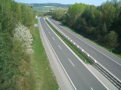 Верхняя Австрия, автобан