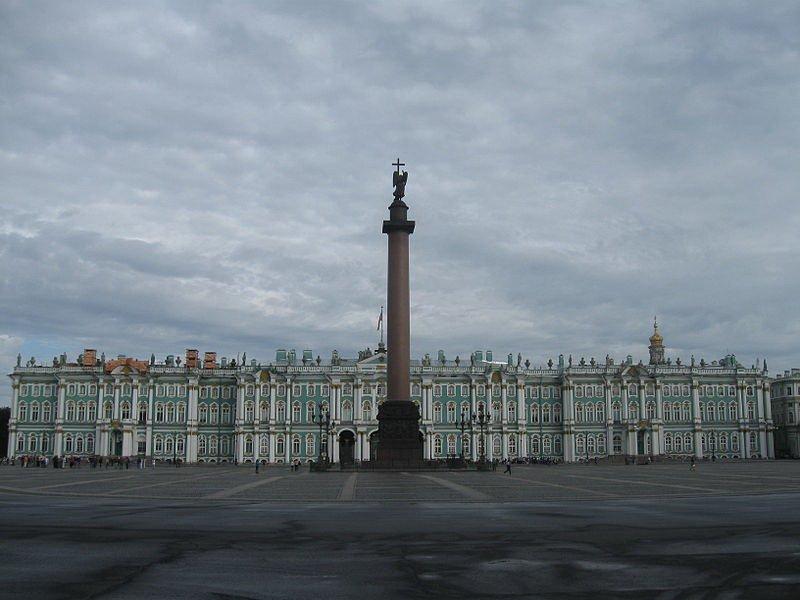 Зимний дворец, Санкт-Петербург