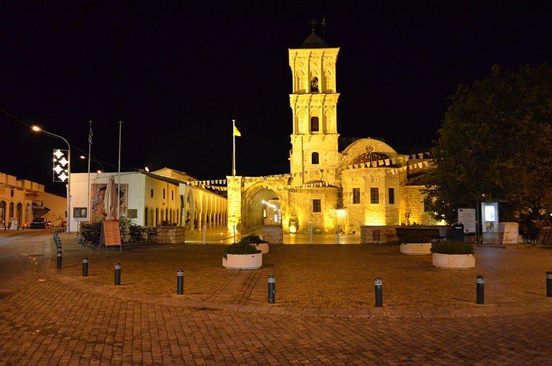 Церковь святого Лазаря, Ларнака, фото Valantis Antoniades