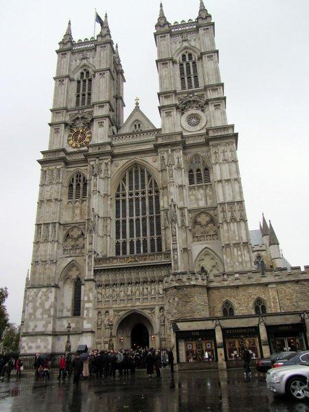 Вестминстерское абатство