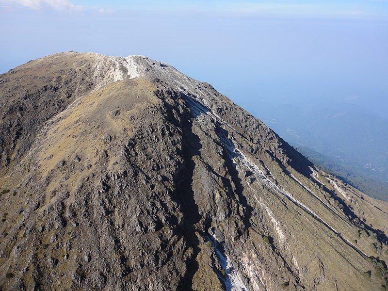 Вулкан Тахумулько, фото ACFoote