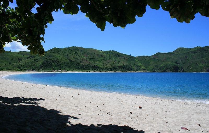 Пляжи на острове Ломбок